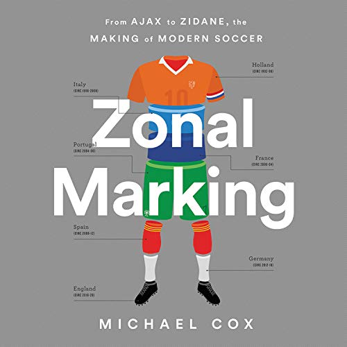 Zonal Marking Audiobook By Michael W. Cox cover art