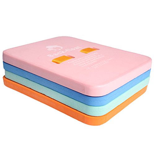 Andux 1 pièce EVA Foam piscine sécurité d'entraînement de flottaison Board-Planche de natation pour enfants et adultes Couleur aléatoire (L)/YYFB-05
