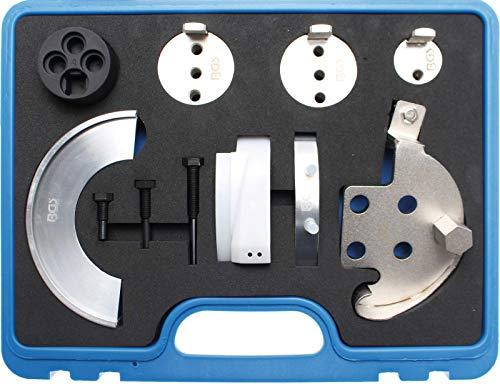 BGS 8301-1 Keilrippenriemen-und Elastriemen Montagewerkzeug-Satz 11-tlg