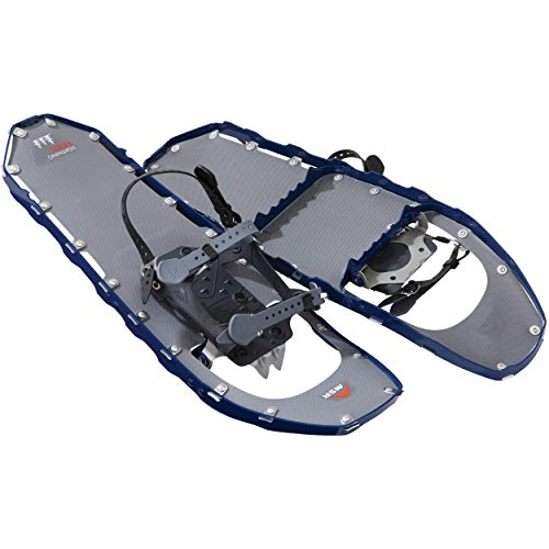 MSR Lightning Trail Hiking Snowshoes, 25 Inch Pair, Yellow