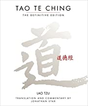 Tao Te Ching: Definitive Edition by Lao Tzu (1-Apr-2004) Paperback