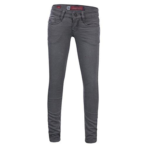 Blue Rebel | Mädchen Jeans Pyrope Comfy Ultra Skinny Grau Größe 116
