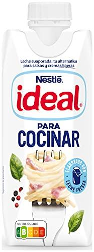 Nestlé Ideal Leche Evaporada, 500ml
