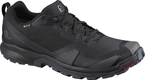 Salomon XA COLLIDER GTX, Zapatillas de Trail Running Hombre, Color: Negro (Black/Ebony/Black), 41 1/3 EU