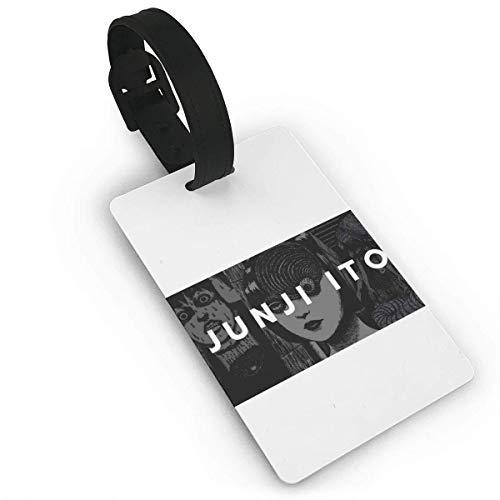 Junji Ito Luggage Tagr Bag Tag Travel Suitcases Id Identifier Baggage Label 1 Piece