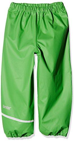 CareTec Kinder Regenhose (verschiedene Farben) , Grün (Green 974), 128