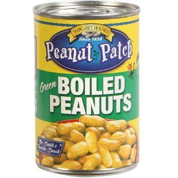 PEANUT PATCH safety BOILED GREEN PEANUTS 13.5 CAN by Holmes Margaret OZ 100% quality warranty