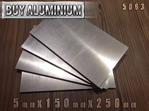 Aluminium silber natur eloxiert Alublech 1,5mm gehärtete Oberfläche Alutafel Alu