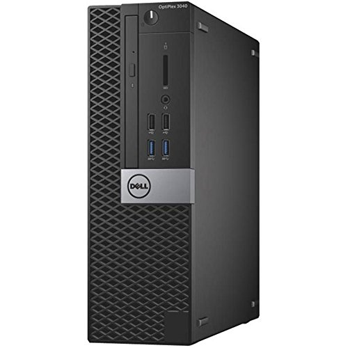 Dell OptiPlex 3040 3.2GHz i5-6500 SFF Negro PC – Ordenador de sobremesa (3.2 GHz, Intel Core i5 de la…