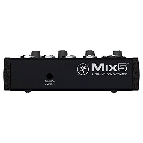 MACKIE(マッキー)『MIX5』