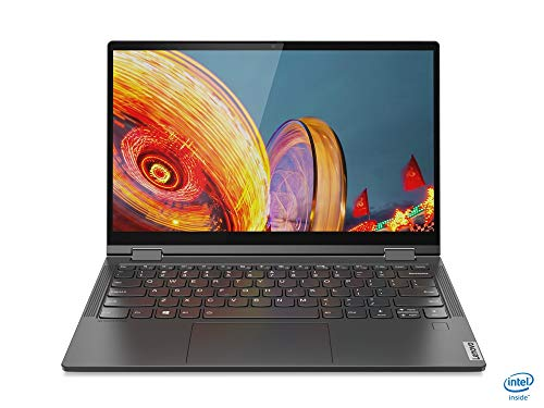 Lenovo Yoga C640 Gris Híbrido (2-en-1) 33,8 cm (13.3') 1920 x 1080 Pixeles Pantalla táctil Intel Core i5 de 10ma Generación 8 GB DDR4-SDRAM 512 GB SSD Wi-Fi 5 (802.11ac) Windows 10 Home -