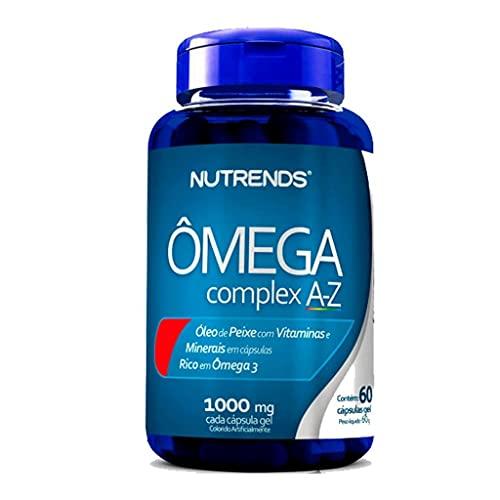 Ômega Complex A-Z 1000mg 60 cápsulas, Nutrends