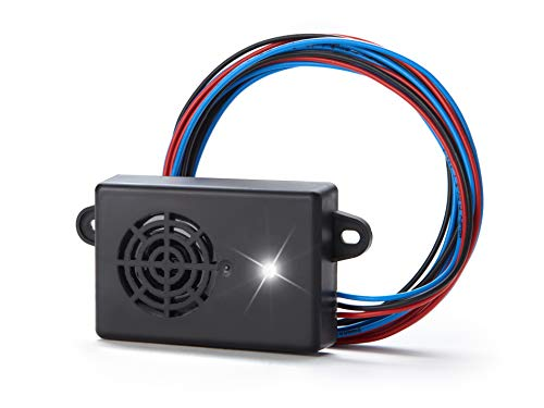 LED-Blitzlichtfunktion+ Ultraschall