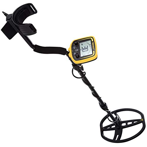 Lowest Price! ZXH Underground Metal Detector, 10M High Precision Waterproof Search Coil LCD Display ...