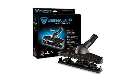 Wessel-Werk WE42008 D330 Parkettdüse, Kunststoff