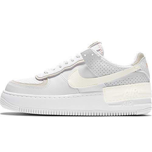Nike WMNS AIR FORCE 1 SHADOW SE - Zapatillas deportivas (talla 37,5)
