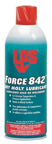 SEPTLS42802516 - Lps Force 842 Dry Moly Lubricants - 02516