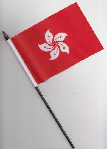 Flagge von Hongkong, 25 cm