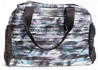 Ivivva Lululemon Everyday Practice Duffle Bag - 23L - Girls Sunshine with Rainbows Multi color Duffel Bag