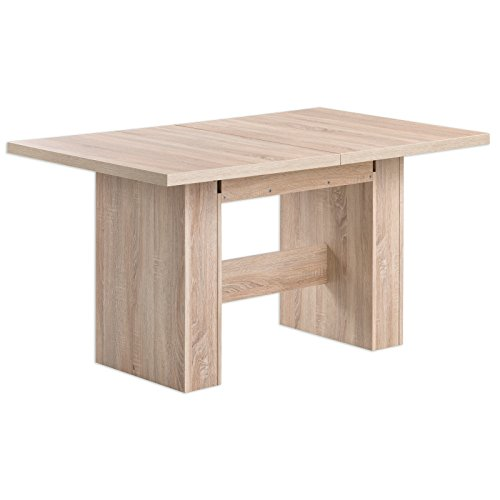 MCD Dining Table Extensible Chene 140/273cm