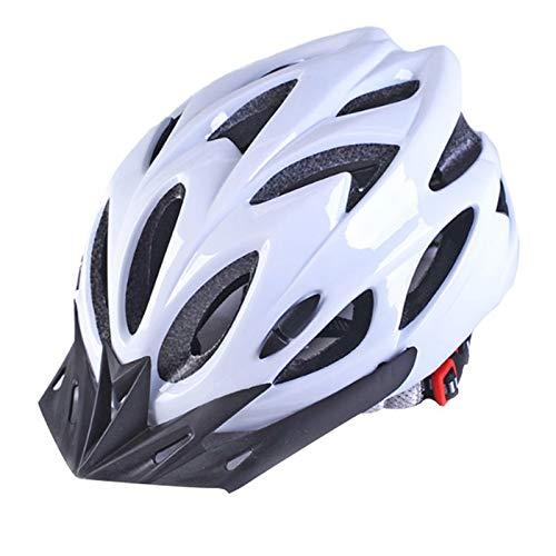 BianchiPamela Mountain Bike Helmet Hollow Breathable MTB Helmet Safety Head Cap Helmet