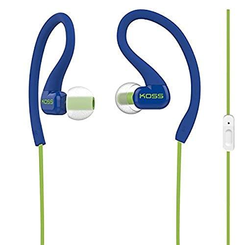 Koss FitClips KSC3 Negro Adaptador de Cable in-Ear Azul