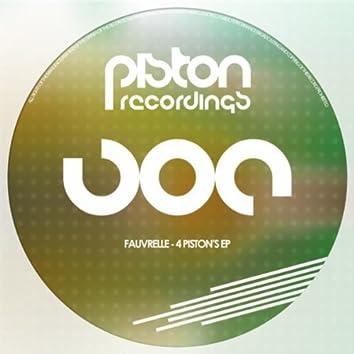 4 Piston's EP