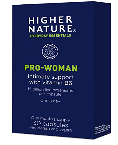 Higher Nature Pro-Woman - Specific Comprehensive Multi-Strain Support for Women