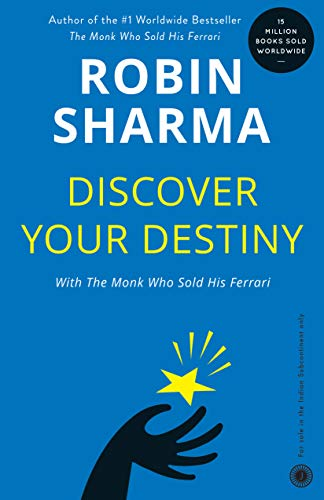 Discover Your Destiny With The Monk Who Sold His Ferrari T7 Stages Of Self Awakening English Edition Ebook Sharma Robin Amazon De Kindle Shop