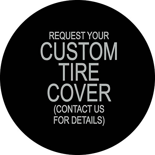 in Visible TC 0036 - Custom Spare Tire Cover 13x37