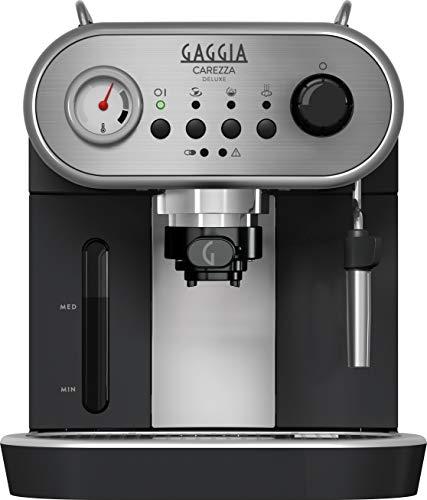 Gaggia RI8525/01 Carezza Deluxe - Macchina per il Caffè