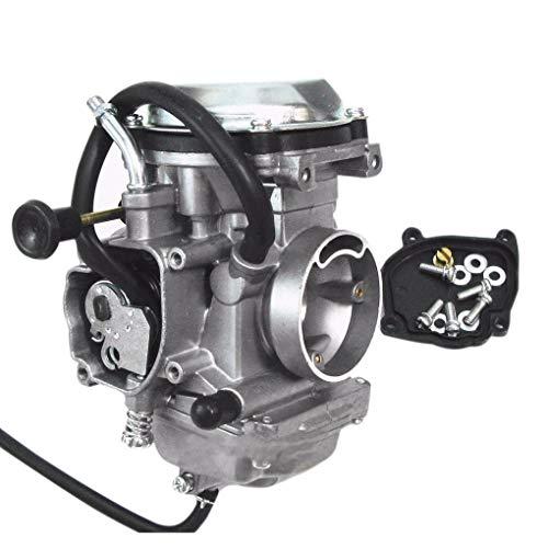 Carburateur Carb d'admission de Remplacement du collecteur pour Bear Tracker Yamaha 250 YFM250 Big Bear 350 YFM350 H01003-1