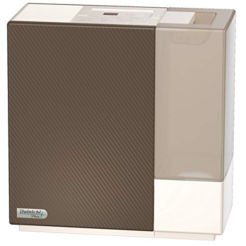 ダイニチ (Dainichi) 加湿器 ハイブリッド式(木造和室8.5畳まで/プレハブ洋室14畳まで) RXシリーズ プレミアムブラウン HD-RX519-T