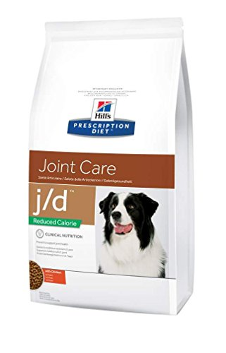 Hill's VET Diet Canine j/d reduced Calorie, 1er Pack (1 x 12 kg)