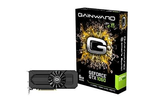 Gainward GTX1060 6GB Single Fan DVI/HDMI/3Xdp DDR5