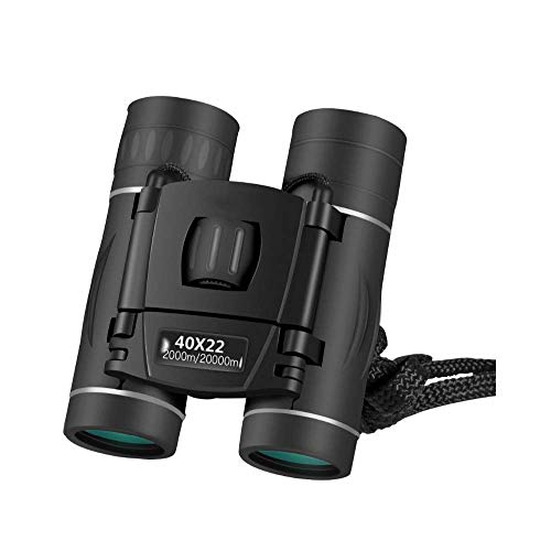 Binoculars Spotting Scopes,Telescopes HD 40X22 Opera Glasses for Travel Concert Outdoor Sports Hiking