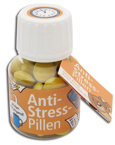 BärenBande Schokopillen Anti-Stress-Pillen