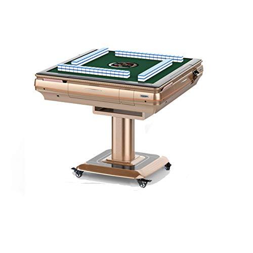 CHuangQi Mahjong Maschine Automatisches Esstisch Dual-Use-Mahjong Tisch Klapp Nach Hause,1