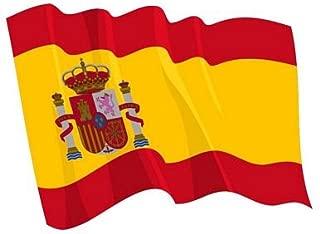 Menorca Flagge Aufkleber Autoaufkleber Sticker Fahne Spanien