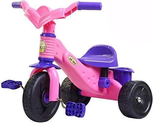 BXU-BG Los niños de la Bicicleta ciclomotor Kid Trike Toddlers1 / portátil de 4 años de Edad los niños de Coches y Seguridad Walker