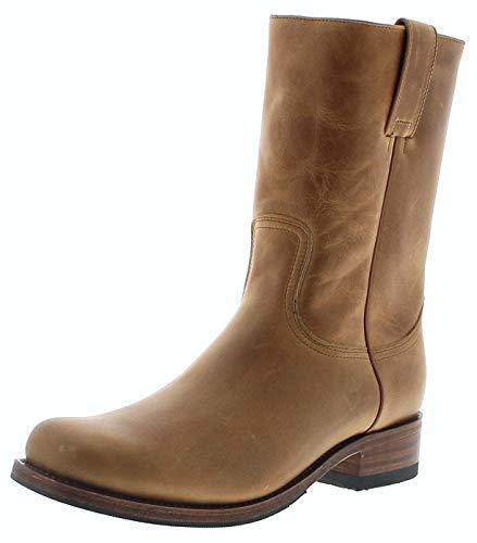 Sendra Boots Unisex Stiefel 4503 Schafsfell
