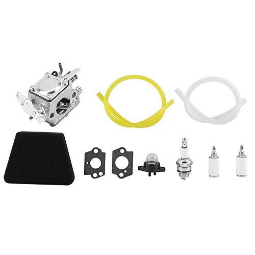 Daytesy Carburador Carb- Carburador Carb para Poulan 1950 2050 2150 2375 Motosierra