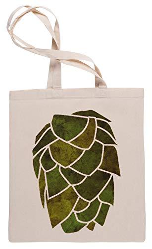 Wigoro Salto Cono Bolsa De Compras Tote Beige Shopping Bag