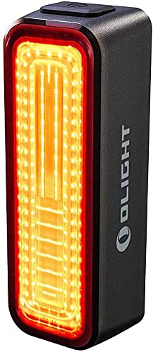 Olight RN 180 TL Rear Bike Lights 180 Lumens Smart Cycling Tail Lights, Ultra Bright IPX6 Waterproof Safety Bicycle Taillight 8 Light Modes for Urban Riding and Daily Commuting