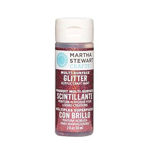 Martha Stewart Crafts Glitzer Acrylfarbe