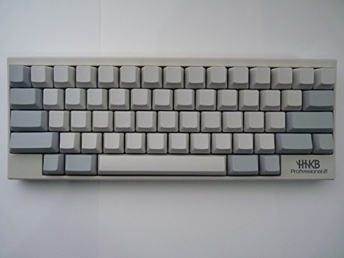 Happy Hacking Keyboard Professional2 (White Keytop Print/blank)