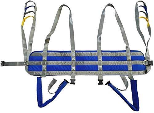 Z-SEAT Antrieb Patienten Hebebänder Riemen mit angepasster Höhe Gerät Bewegungsassistent Hebezeug Ganggurte Gurtzeug für ältere und behinderte Menschen