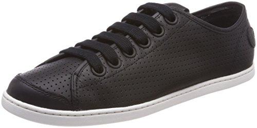 Camper Uno, Zapatillas para Mujer, Negro (Black 047), 36 EU