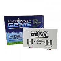 Hard Water Genie Salt-Free Treatment Conditioner, Water Softener and Descaler System by Hard Water Genie