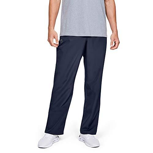 Under Armour Herren Fitness Hose Vital Woven Pants Hosen & Shorts, Midnight Navy, M